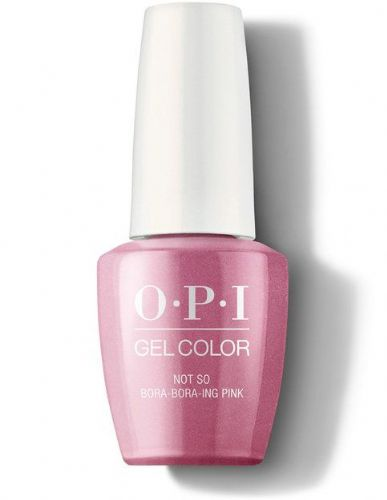 OPI Gelcolor Not so Bora-boring